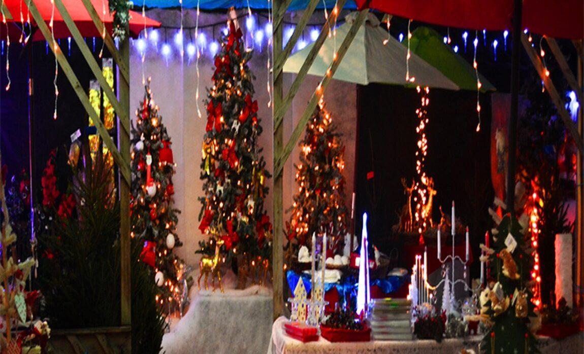Christmas at Murton Farm