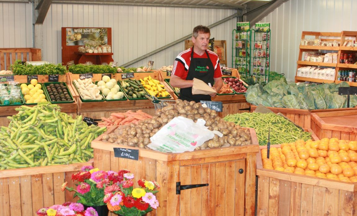 Murton Farm Shop